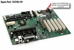 153756-01 Compaq Motherboard Pentium III With IEEE 1394 For Presario
