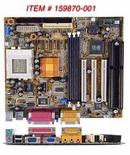 159870-001 Compaq System Board Amd For Presario 5410, 5420, 5423, 524