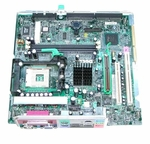Dell 1Y393 System Board -Optiplex GX260 S478,Integrated A/V/Lan 01Y