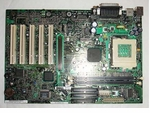 Dell 2336V Motherboard System Board For Dimension 4100 With Audio