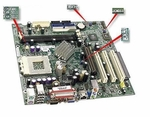 Compaq 261671-001 Amd K7 Motherboard System Board For Presario 6000