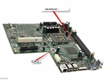 263053-001 Compaq HP System Board 815E For Evo D500U Ultraslim Deskto