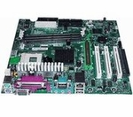 281946-001 HP Compaq Motherboard System Board Pentium 4 For Evo D30
