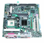 2R433 Dell Motherboard System Board Pentium 4 Socket 478 For Optiplex