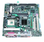 Dell 2X378 System Board -Optiplex GX260 Integrated Audio, Video & La