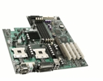 337989-001 HP Compaq Motherboard System Board 533Mhz Scsi Dual Xeon