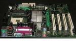 4P615 Dell Motherboard System Board For Dimension 4500 With Audio