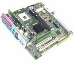 Dell P4 S478 System Board Optiplex Gx240/Gx240 Smt