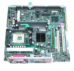 Dell J2628 System Board -Optiplex GX260 S478,Integrated A/V/Lan 0J2