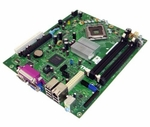 Dell PU052 motherboard for Optiplex GX755 SFF - Small Form Factor