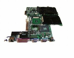 Dell U0996 Motherboard System Board With 32Mb Video For Latitude D6