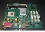 Wf887 Dell Motherboard System Board For Dimension 1100 B110