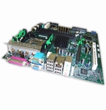 XC685 Dell System Board GX280 DT 4 RAM Slots, 1 PCI, 1 AGP - New