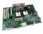 Dell Y9655 Motherboard System Board Dual Xeon For Precision Ws 670