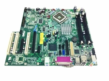 Dell Mm096 Motherboard System Board For Precision 380 Workstation L