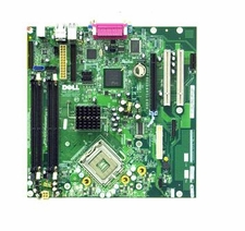 Hh807 Dell System Board -Optiplex GX620 Mt Mini-Tower 0Hh807