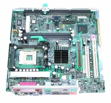 Dell 8R730 System Board -Optiplex GX260 S478,Integrated A/V/Lan 08R