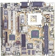 5184-1248 HP Motherboard System Board Falcon 2A Socket 370 For Pavi