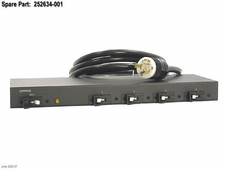 HP 252634-001 Low Voltage 24A Modular Pdu