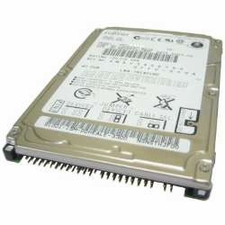 "Fujitsu 40GB 2.5 "" IDE 9.5MM 4200RPM MHW2040AT hard disk drive"