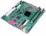 Dell Rj290 Motherboard System Board for Optiplex GX520 Sdt Desktop