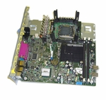 Dell Tx884 Motherboard for Optiplex GX745 Usff Ultra Small Form Facto