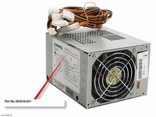 Compaq HP 263919-001 Power Supply - 220 Watt For Presario
