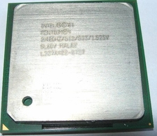 Intel Sl6Dv 2.4Ghz Cpu - 512Kb Cache, 533Mhz Fsb - Socket 478
