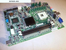 307605-001 Compaq Motherboard System Board For Evo D510E E-Pc