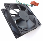 HP 435449-001 DC 12V fan 90x90x25mm - includes cable with 4 pin