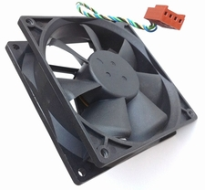 HP 366641-001 fan w/4 pin cable for DC5100 7100, DX6120 6128, XW