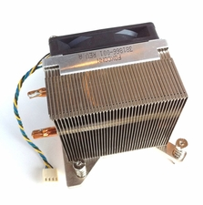 HP 381866-001 heatsink and fan DC5100 7100 7600 SFF with 3 wire