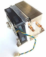 HP 382024-001 heatsink and fan DC5100 7100 7600 SFF with 3 wire