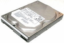 Dell 8D048 hard disk drive 80GB SATA 8MB cache, 7200RPM 3.5 inch
