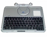 HP 348325-001 TC1100 tablet keyboard 101 key US version with stand