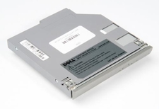 Dell 9P809 24x cd-rom, grey for Lat D series SX280, GX620 USFF