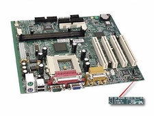 157126-101 Mb Processor Board Without Processor