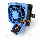 Dell 5J294 CPU front fan Assy 12V .48A for PowerEdge 2600/2650