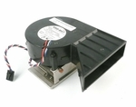 Dell T2607 0T2607 M5786 0M5786 Blower Fan 12Vdc 2.65A