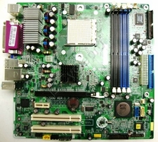 409643-001 HP Motherboard System Board For Evo Dx5150