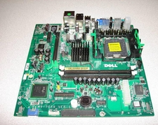 F8016 Dell Motherboard System Board For Dimension 4700C