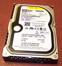 Dell X9280 Raptor 80GB SATA HD 3.5 in,10K RPM, 16MB Cache