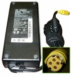 02K7092 IBM AC adapter 120W 16V 7.5a kit with power cord