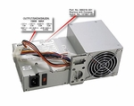 101881-001 Compaq Power Supply 150 Watt For Armada Station Em