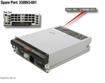 230993-001 Compaq Power Supply 500 Watt With Handle For Proliant Ml37