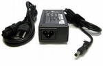 Pa-1650-02C HP Compaq Ac Adapter With Power Cord To Wall Complete Ki