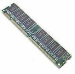 Dell K4231 Genuine Memory 512Mb 64X64 184Pin Ddr 333 Pc2700 Cl2.5