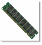 P1537-63001 HP Genuine 128Mb Pc133 Sdram Dimm Non Ecc 168 Pin