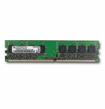 HP 512MB PC2-4200 DDR2-533MHz non-ECC Unbuffered CL4 240-Pin DIM