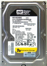 HP 484429-003 hard drive - 160GB SATA 7200RPM 8MB cache 3.5 inch